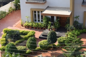 5 BHK Villa for sale, Front View