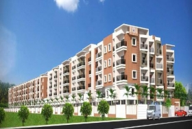 3 bhk flat for rent in lybiana avila, chikkagubbi, hennur main road