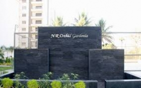 3 bhk flat for rent in nr orchid gardenia, rachenahalli