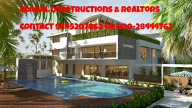 3 bhk villa for rent in whitefield