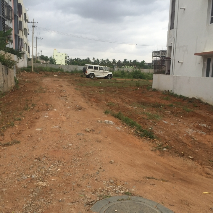 30x40 Site For Sale Bds Nagar In Hennur Road Global