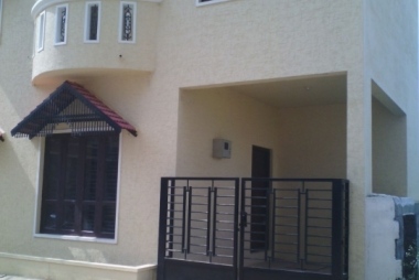 2 BHK independent duplex house for sale in Hennur main road
