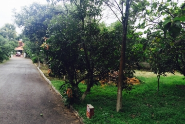 Ferns Meadows Plots for sale in Hennur main road
