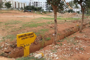bda site for sale in arkavathy layout, kalyan nagar, near outer ring road