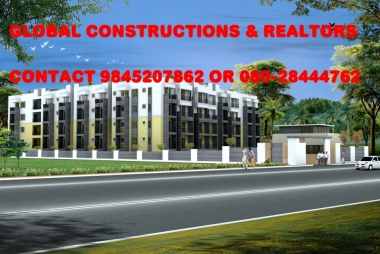 2 bhk flat for sale in commanders galaxy, thanisandra