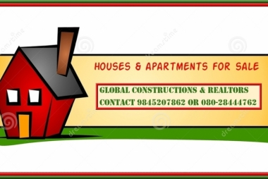 2 bhk flat for sale in hennur road