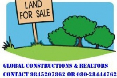 30x40 sqft site for sale in thanisandra, hennur
