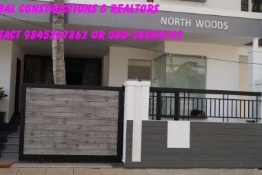 4 bhk pent house for rent in northwoods, kothanur